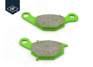8mm Ceramic Green Color Motorcycle Brake Pads Suzuki AN125 Brake Disc